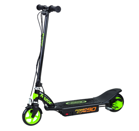 Power Core E90 Electric Scooter Green