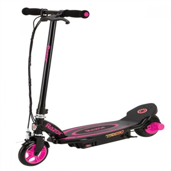 Razor Power Core E90 Electric Scooter – Pink