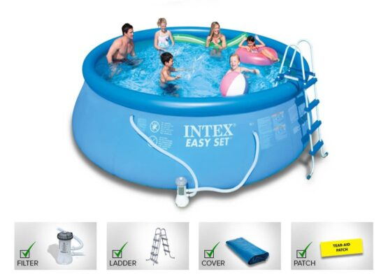 Intex 26168 Easy Set inflatable Above Ground Pool
