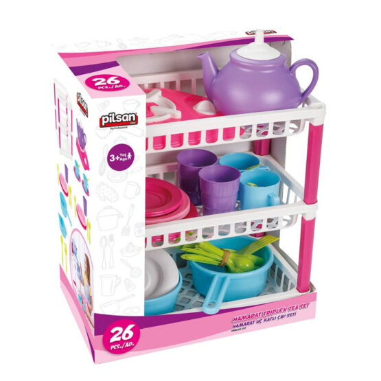Pilsan Hamarat Toy Kitchen