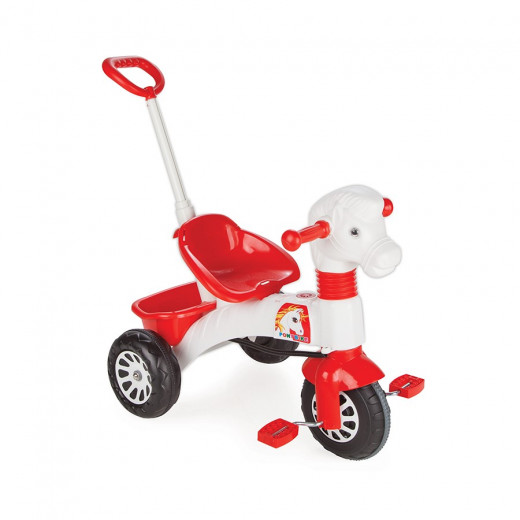 Pilsan Pony Tricycle with Parental Control