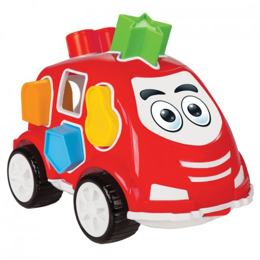 Pilsan Smart Shape Sorting Car