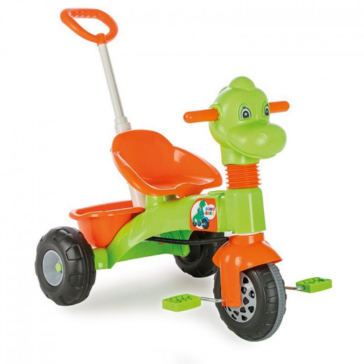 Pilsan Dino Tricycle with Parental Control