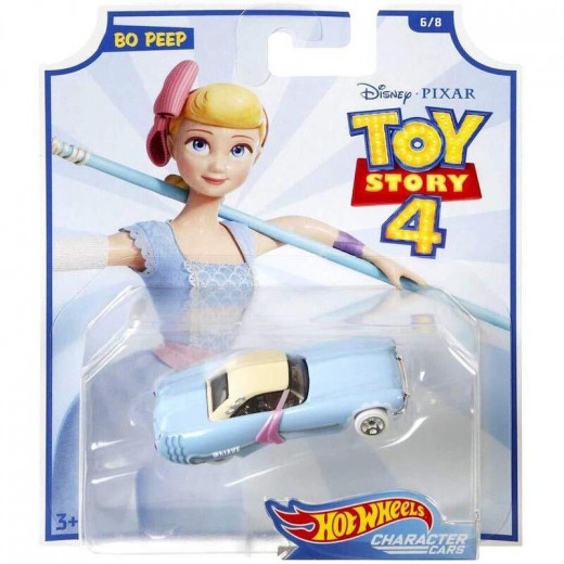Disney Toy Story 4 Hot Wheels – Little Bo Peep