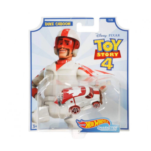 Disney Toy Story 4 Hot Wheels – Duke Caboom