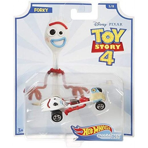 Disney Toy Story 4 Hot Wheels – Forky
