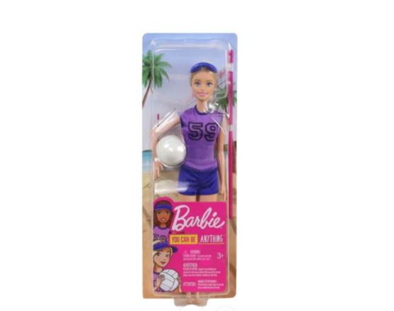 Barbie Volleyball Athlete Doll