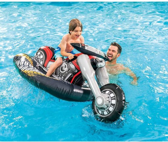 Intex Cruiser Motorcycle Ride-On Floater