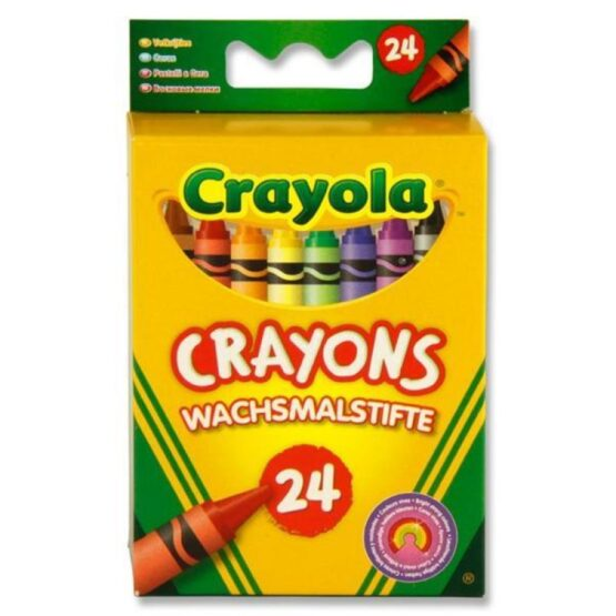 Crayola Classic Crayons | 24 Colors