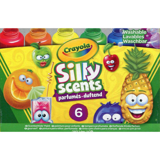 Crayola Silly Scents Washable Paint