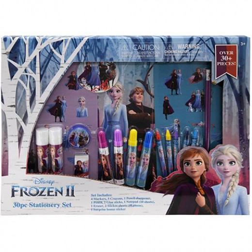 Frozen 2 | 30 Pieces Stationery Set in Box