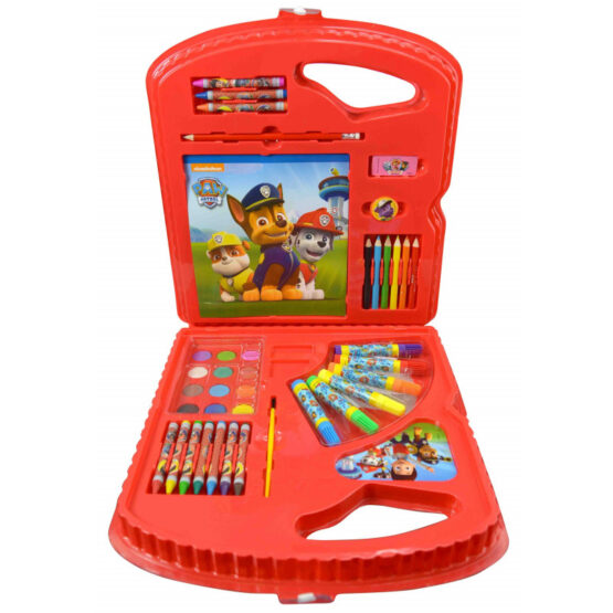 Art Activity Paw Patrol Large Character Art Tote