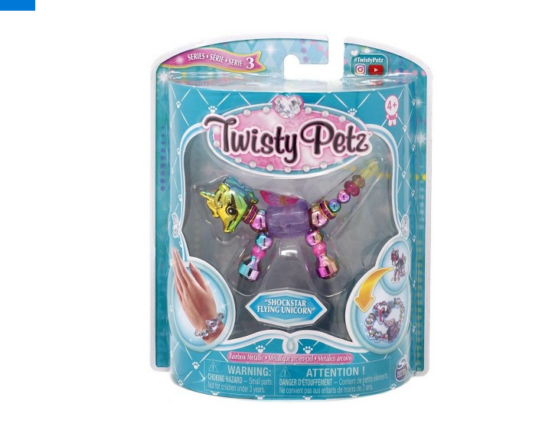 Twisty Petz | Series 3 Collectible Bracelet (Styles May Vary)