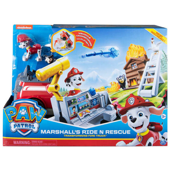 Paw Patrol | Marshall's Ride 'n' Rescue