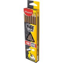maped-black-peps-pencils-with-eraser-rubber-boxed-hb-maped-amman-3411038517212