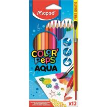 maped-color-peps-aqua-watercolour-colouring-pencils-and-brush-pack-of-12