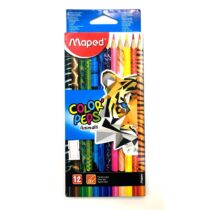 maped-colour-peps-animal-print-colouring-pencils-12-pack