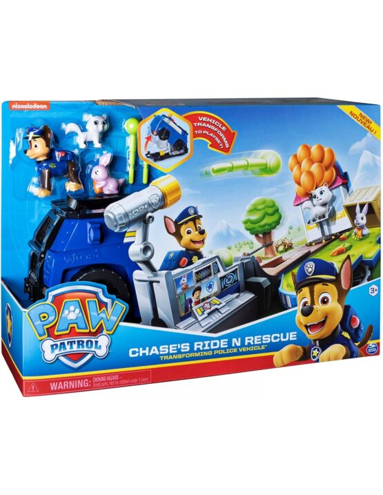 Paw Patrol   Chase's Ride N Rescue