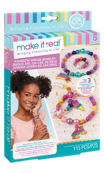 Make It Real | Rainbow Dream Jewelry