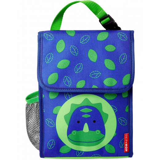 Skip Hop Dino Insulated Lunch Bag