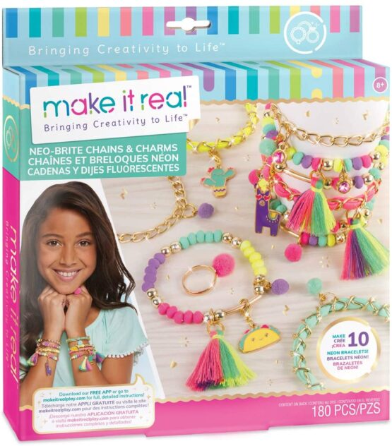 Make It Real | Neo-Brite Chains and Charms