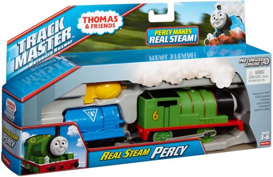 Fisher-Price Thomas & Friends TrackMaster, Real Steam Percy