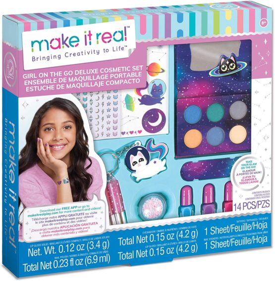 Make It Real | Girl-on-The-Go Cosmetic Set