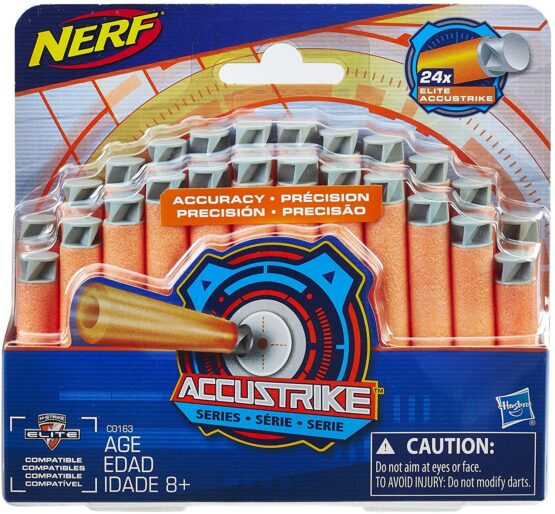 Nerf N-Strike Elite AccuStrike Series 24-Dart Refill Pack