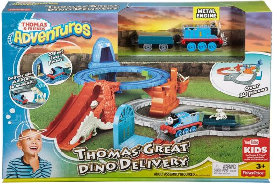 Thomas & Friends Collectible Railway Dino Delivery