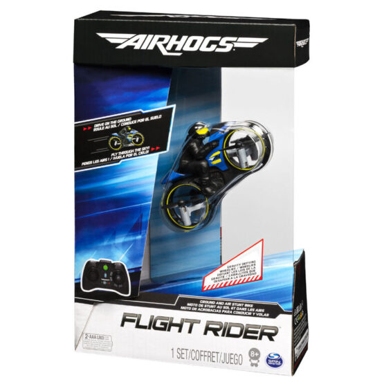 Air Hogs Flight Rider RC Motorcycle