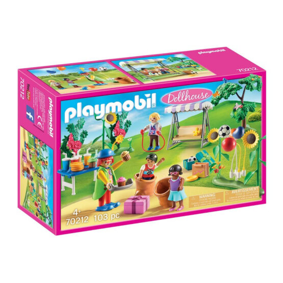 Playmobil Children's Birthday Party 70212