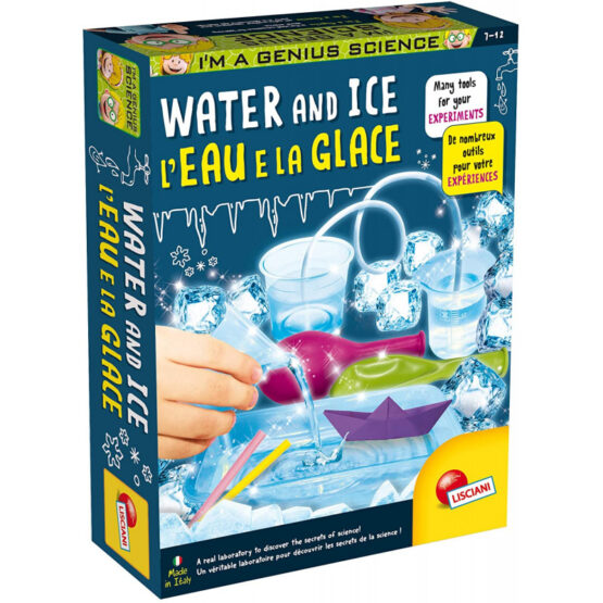 I'm A Genius Water & Ice Science