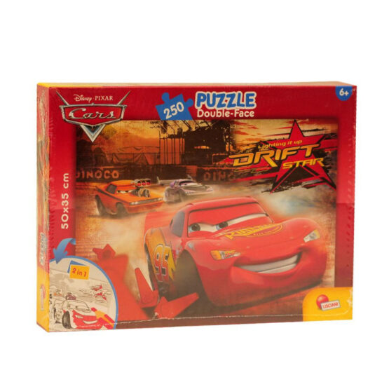 Lisciani | Puzzle Cars 108 pieces