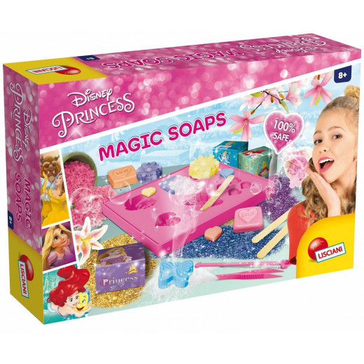 Lisciani The Princess Scented Soaps