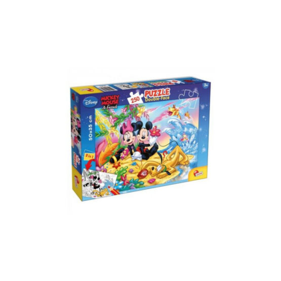 Lisciani | Puzzle Minnie and Mickey Mouse