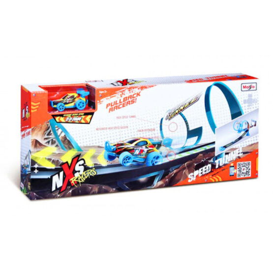 Maisto NXS Racers Speed Tunnel