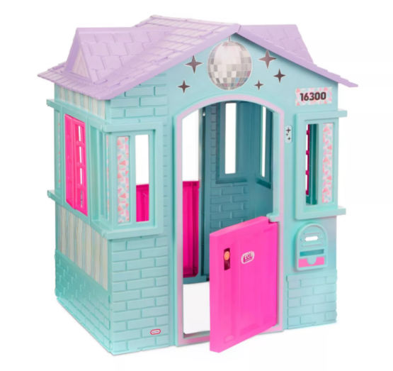 Little Tikes L.O.L. Surprise! Small Winter Disco Cottage Playhouse