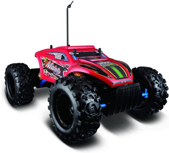 Maisto R/C 27 Mhz (3-Channel) Rock Crawler   Colors may vary