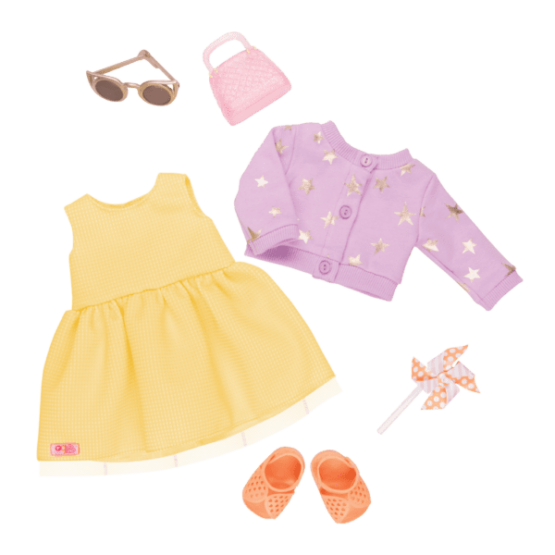 OG Clothes Set | Summer Dress