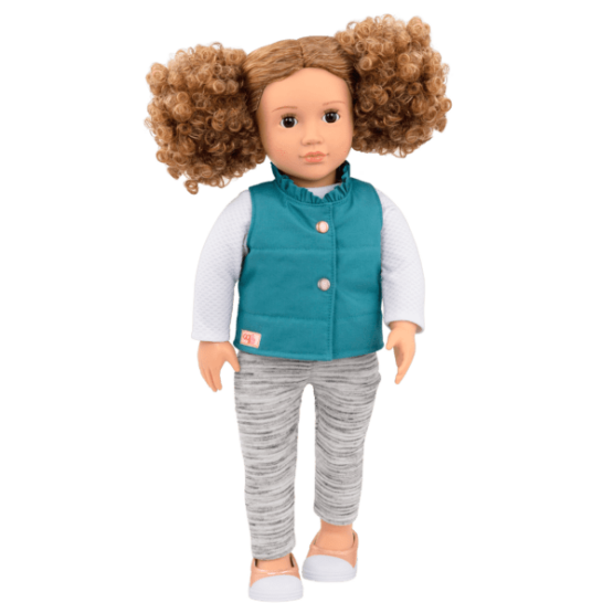 OG NEW! Mila Doll