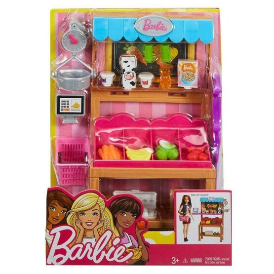Barbie Grocery Accessory Playset