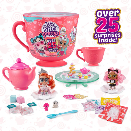 Itty Bitty Pretty's Tea Party S1 Big Tea Cup