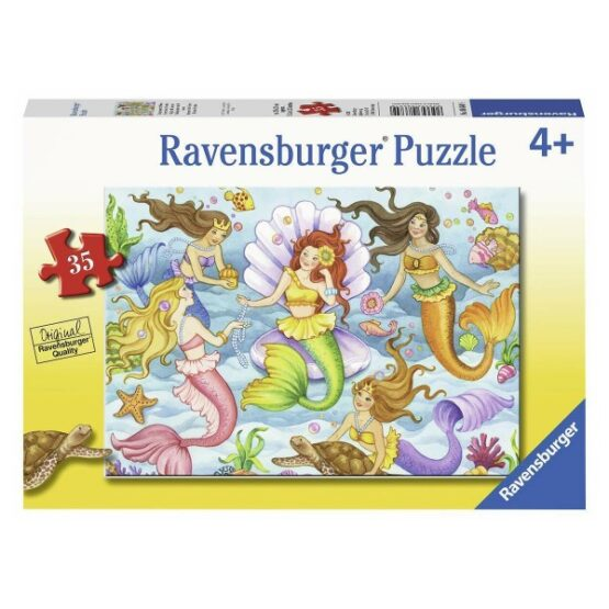 Ravensburger | Queens of the Ocean 35pc Jigsaw Puzzle