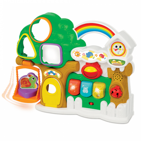 Winfun Light 'n Sounds Sorter Treehouse