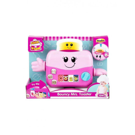 Winfun Bouncy Mrs. Toaster