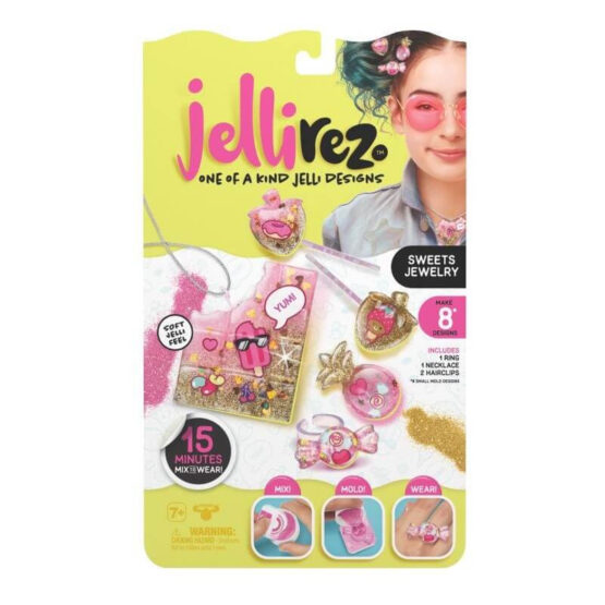 Jelli Rez Sweets Jewelry Pack