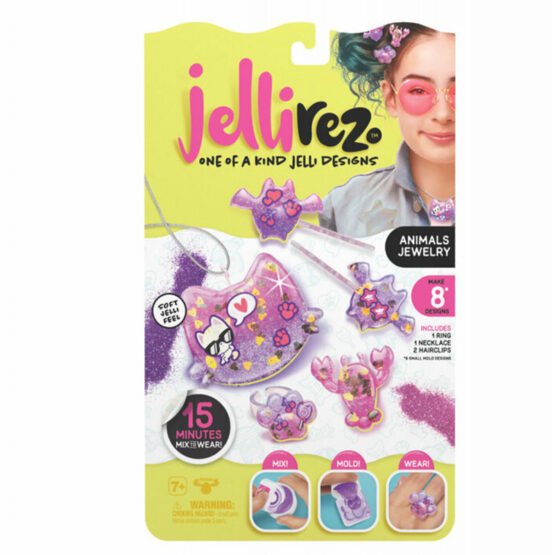 Jelli Rez Jewelry Pack – Animals