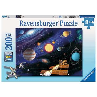 Ravensburger | The Solar System Puzzle 200 pcs