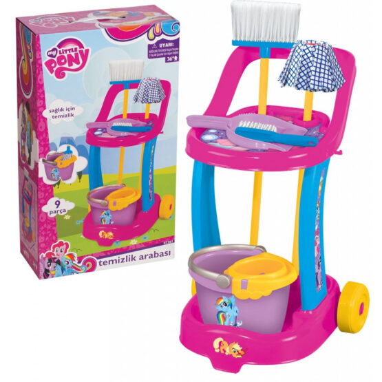 Dede Little Pony Cleaning Trolley