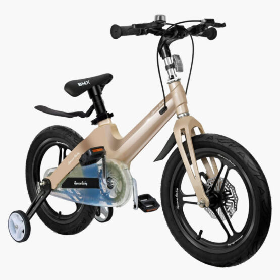 Space Baby 18 Inch Champagne | 7 yrs – 9 yrs | Rim Wheels
